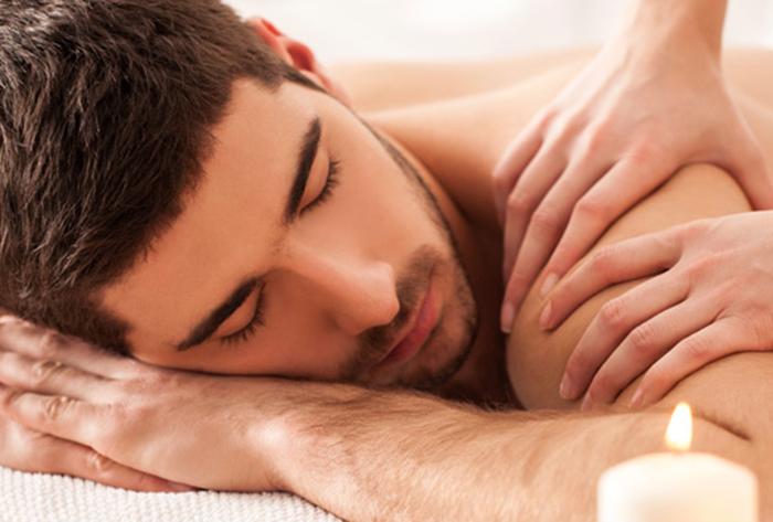 Sprostitev ob masaži