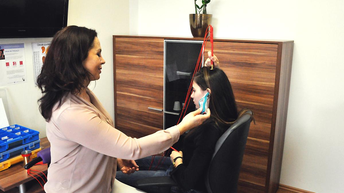 Učinkovito zdravljenje alergij z akupunkturo.