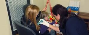 Zdravljenje alergij z lasersko akupunkturo